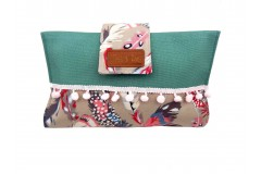 Mama Clutch Nappy Wallet - Anthea